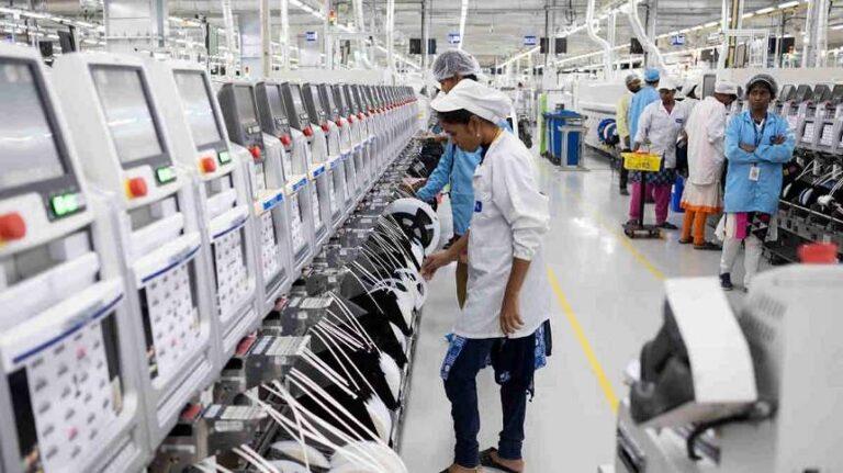 Apple iphone factory india