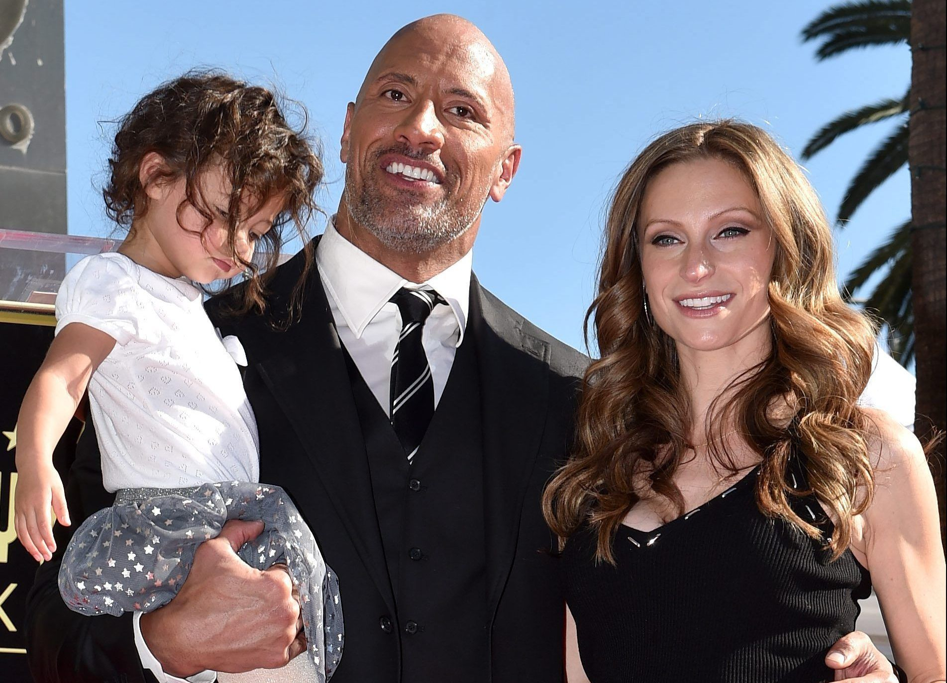 Dwayne Johnson and his all family tested positive for COVID 19