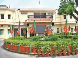 BJP State Headquarters Jaipur Rajasthan