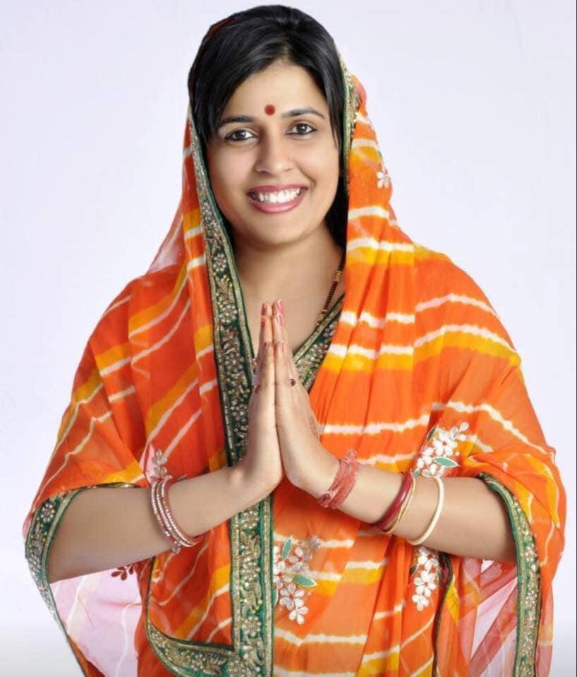 Dr. Somya Gurjar Jaipur Greater Municipal Corporation Mayor 1