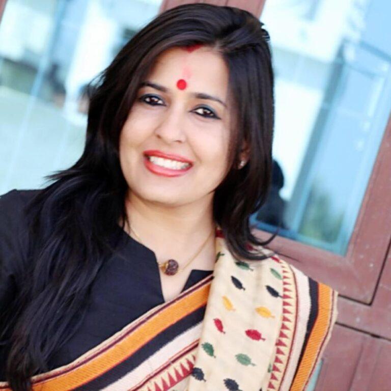 Dr. Somya Gurjar Jaipur Mayor