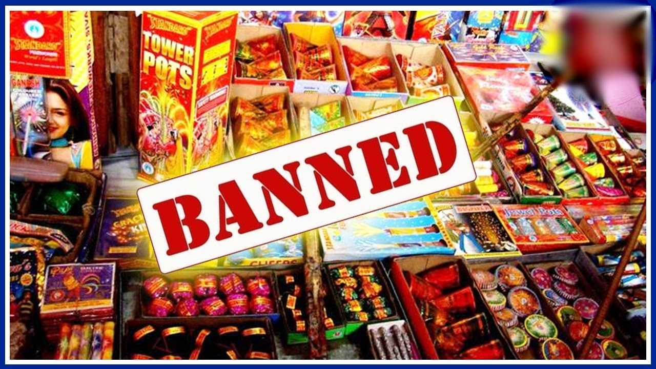 Firecrackers Banned In Rajasthan