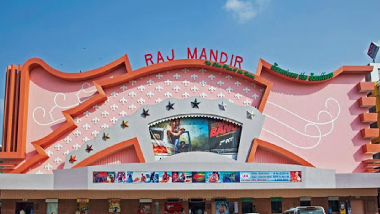 Raj Mandir Jaipur News Today