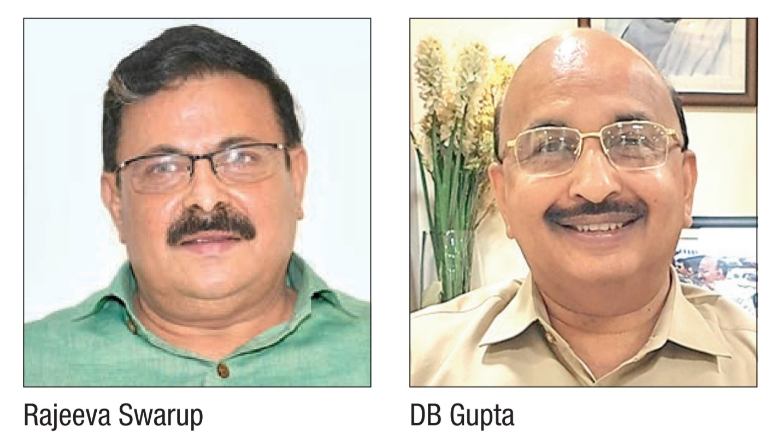Rajeeva Swarup VS DB Gupta CIC Of Rajasthan